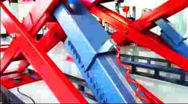 Elevador doble tijera especial alineación PLT35 3500KG 220VElevateur double ciseaux spécial aliénation PLT35 3500KG 220V Sollevatore Doppia Forbice PLT35 3500KG 220V Assetto RuoteElevateur Double Ciseaux PLT35 3500KG 220V Alineación