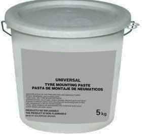 Pasta de Montaje 5Kg para NeumáticoGel De Montage Pneu 5KgPasta Sapone Per Pneumatici 5KgPasta de Montaje 5Kg para Neumático