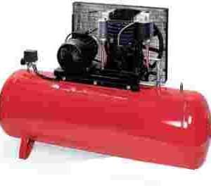 Compresor de aire profesional, 2 cilindros, trifásico, 7'5 CV y 500 litros de calderin Compresor de aire profesional, 2 cilindros, trifásico, 7'5 CV y 500 litros de calderin Compressore Aria 7'5 Cv E 500L. Compresor de aire profesional, 2 cilindros, trifásico, 7'5 CV y 500 litros de calderin
