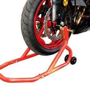 Caballeta frontal motocicleta