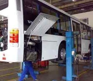 Elevadores para camiones
