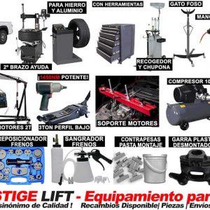 lote maquinaria herramientas taller maquinas equipamiento taller coches mecanico