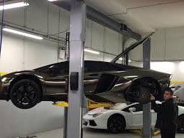 elevador de coches