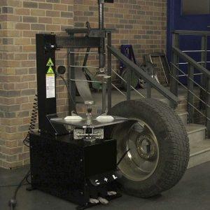desmontadora de neumáticos; desmontadora ruedas